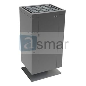 Piec do sauny Eos Mythos S35 9,0 kW Antracyt